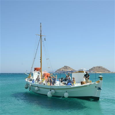 Mykonos South Coast Cruise Tour