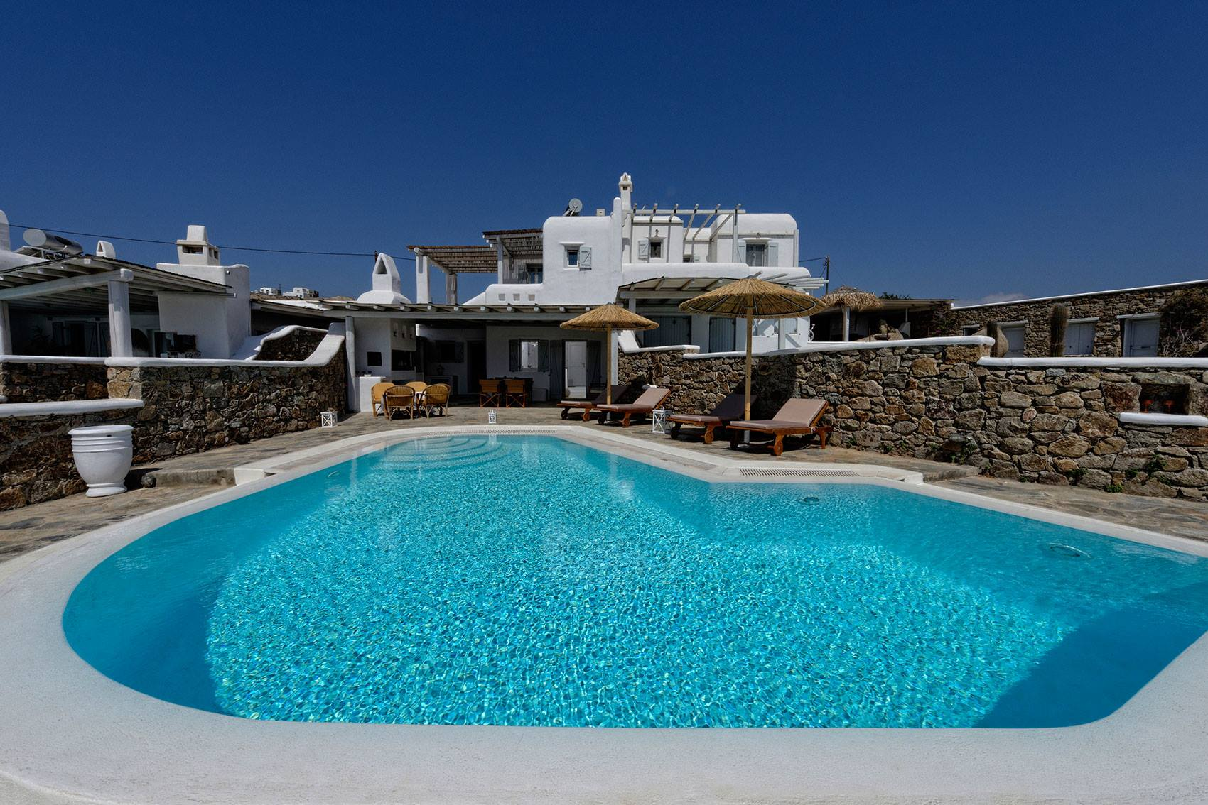 Mykonos Greece Holidays Villa Lucia