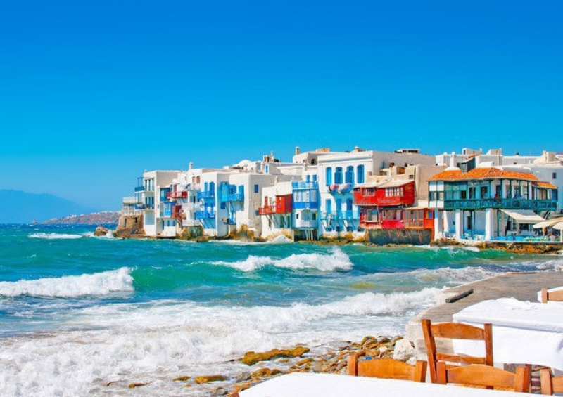 Little Venice: The Most Romantic Place in Mykonos